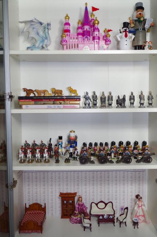 nussknacker und mausekönig - Schrank