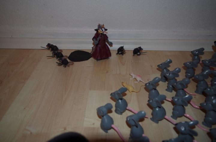 nussknacker und mausekönig - Mausekönig