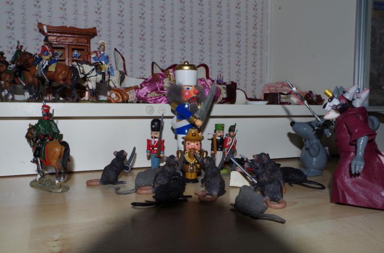 nussknacker und mausekönig - Last man standing