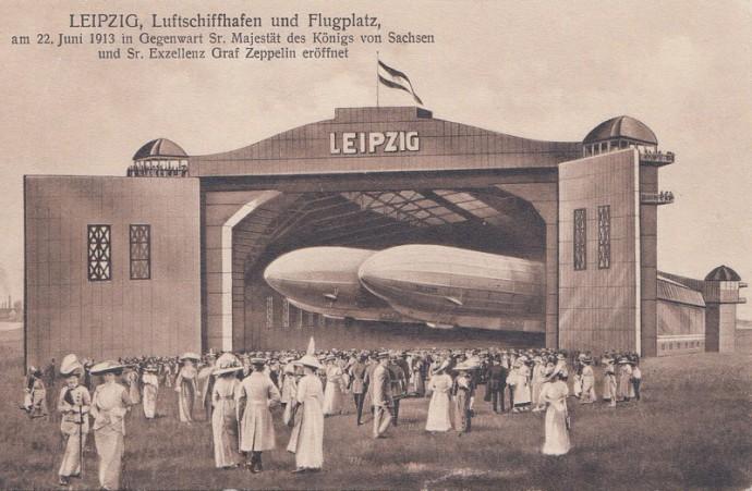 Luftschiffhalle